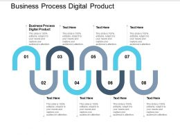 Business Process Digital Product Ppt Powerpoint Presentation Gallery Cpb