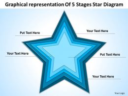 business_process_flow_chart_5_stages_star_diagram_powerpoint_templates_ppt_backgrounds_for_slides_Slide01