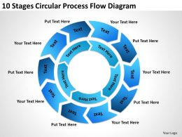 business_process_flow_chart_example_10_stages_circular_diagram_powerpoint_slides_Slide01