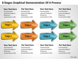 Business Process Flow Chart Example Of Powerpoint Templates PPT Backgrounds For Slides