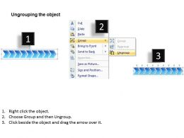 business process flow diagram examples linear timeline powerpoint slides  with all 5 slides: