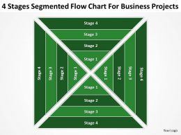 Business Process Flow Diagrams Projects Powerpoint Templates PPT Backgrounds For Slides
