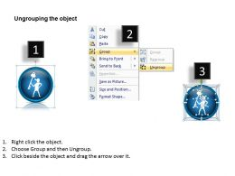 Business Process Flowchart Grab The Key Of Solution Powerpoint Templates 0515