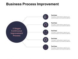 Business Process Improvement Gears Ppt Powerpoint Presentation Ideas Background Images