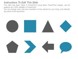 56004723 Style Linear Many-1 5 Piece Powerpoint Presentation Diagram Infographic Slide
