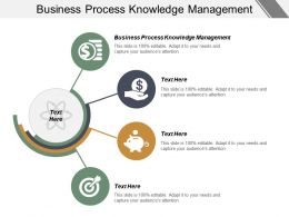 Business Process Knowledge Management Ppt Powerpoint Presentation File Graphics Example Cpb