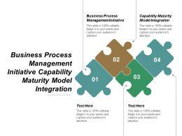 Business Process Management Initiative Capability Maturity Model Integration Cpb