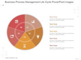 Business Process Management Life Cycle Powerpoint Images