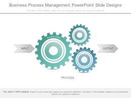 Business Process Management Powerpoint Guide