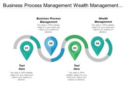 Business Process Management Wealth Management Enterprise Resource Planning Cpb