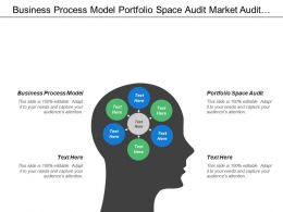 Business Process Model Portfolio Space Audit Market Audit