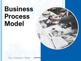 Business Process Model Powerpoint Presentation Slides