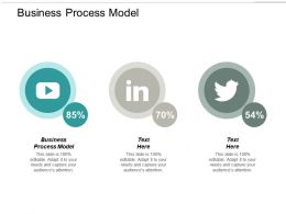 Business Process Model Ppt Powerpoint Presentation Pictures Skills Cpb