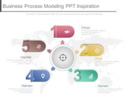 Business Process Modeling Ppt Inspiration