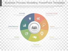 Business Process Modelling Powerpoint Templates