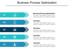 Business Process Optimization Ppt Powerpoint Presentation File Grid Cpb