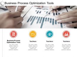 Business Process Optimization Tools Ppt Powerpoint Presentation Portfolio Objects Cpb
