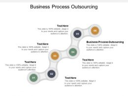 Business Process Outsourcing Ppt Powerpoint Presentation Styles Master Slide Cpb