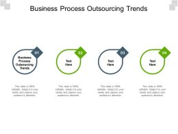 Business Process Outsourcing Trends Ppt Powerpoint Presentation Infographics Vector Cpb