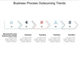 Business Process Outsourcing Trends Ppt Powerpoint Templates Cpb