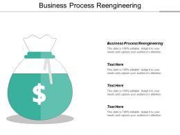 Business Process Reengineering Ppt Powerpoint Presentation Gallery Clipart Images Cpb