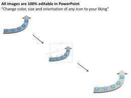 Business Processes Development Of Strategies Powerpoint Templates