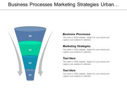 Business Processes Marketing Strategies Urban Development Organisational Culture Cpb