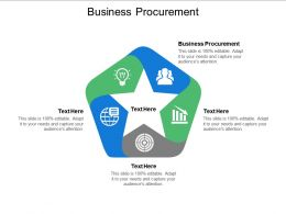 Business Procurement Ppt Powerpoint Presentation Show Master Slide Cpb