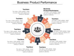 Business Product Performance Ppt Powerpoint Presentation File Gridlines Cpb
