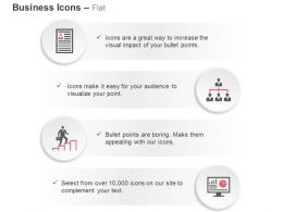 Business Profile Organizational Chart Success Strategy Result Analysis Ppt Icons Graphics