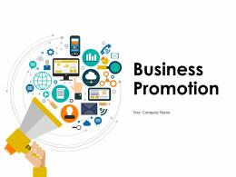 Business Promotion Powerpoint Presentation Slides