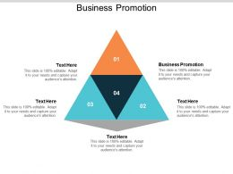 Business Promotion Ppt Powerpoint Presentation Pictures Microsoft Cpb