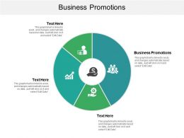 Business Promotions Ppt Powerpoint Presentation File Professional Cpb