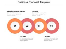 Business Proposal Template Ppt Powerpoint Presentation Portfolio Guidelines Cpb
