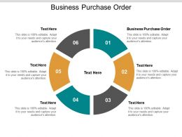 Business Purchase Order Ppt Powerpoint Presentation Outline Background Images Cpb