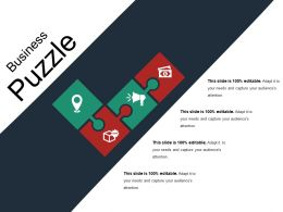 Business Puzzle Powerpoint Show