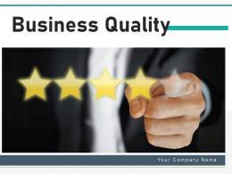 Business Quality Inspection Parameters Assessment Framework Improvement