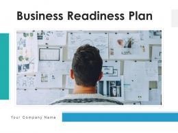 Business Readiness Plan Assessment Effective Governance Management Technology