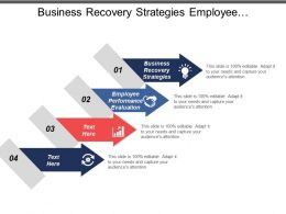 Business Recovery Strategies Employee Performance Evaluation Employee Performance Appraisal