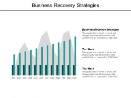 Business Recovery Strategies Ppt Powerpoint Presentation Outline Example Introduction Cpb