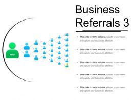 Business Referrals 3