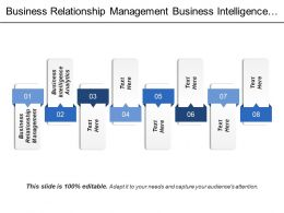 Business Relationship Management Business Intelligence Analytics Growth Needs