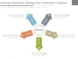Business Reputation Management Presentation Graphics