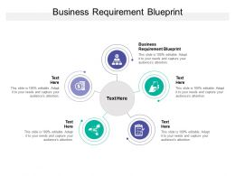 Business Requirement Blueprint Ppt Powerpoint Presentation Backgrounds Cpb