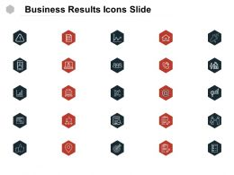 Business Results Icons Slide Technology C251 Ppt Powerpoint Presentation Slides Gridlines
