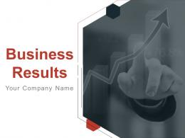 Business Results Powerpoint Presentation Slides