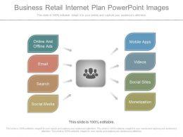 Business Retail Internet Plan Powerpoint Images