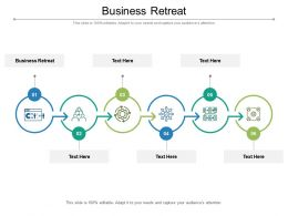 Business Retreat Ppt Powerpoint Presentation Professional Clipart Cpb