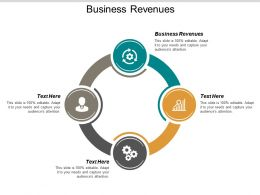 Business Revenues Ppt Powerpoint Presentation Icon Shapes Cpb