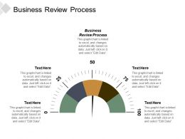 Business Review Process Ppt Powerpoint Presentation Infographics Layout Ideas Cpb
